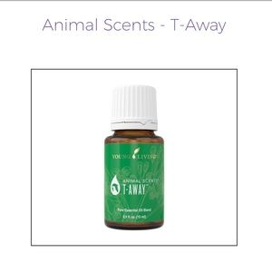 Young Living Animal Scents - T-Away NEW
